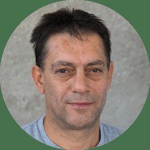 Alen Devac - Fahrer und Bauhelfer